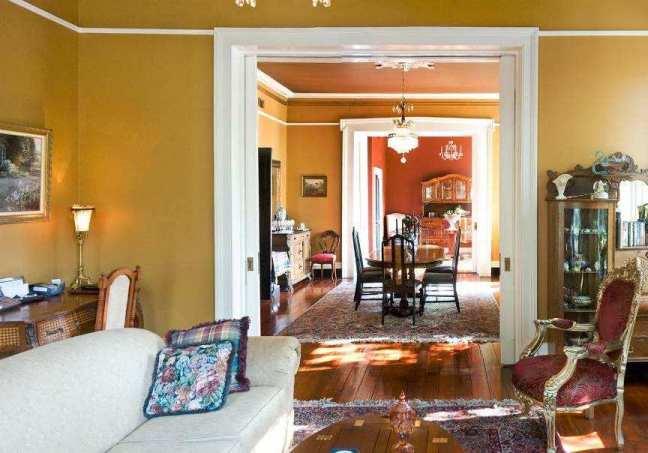 Wohnzimmer multifunktionell und doch repr sentativ for Wohnzimmer 19 jahrhundert