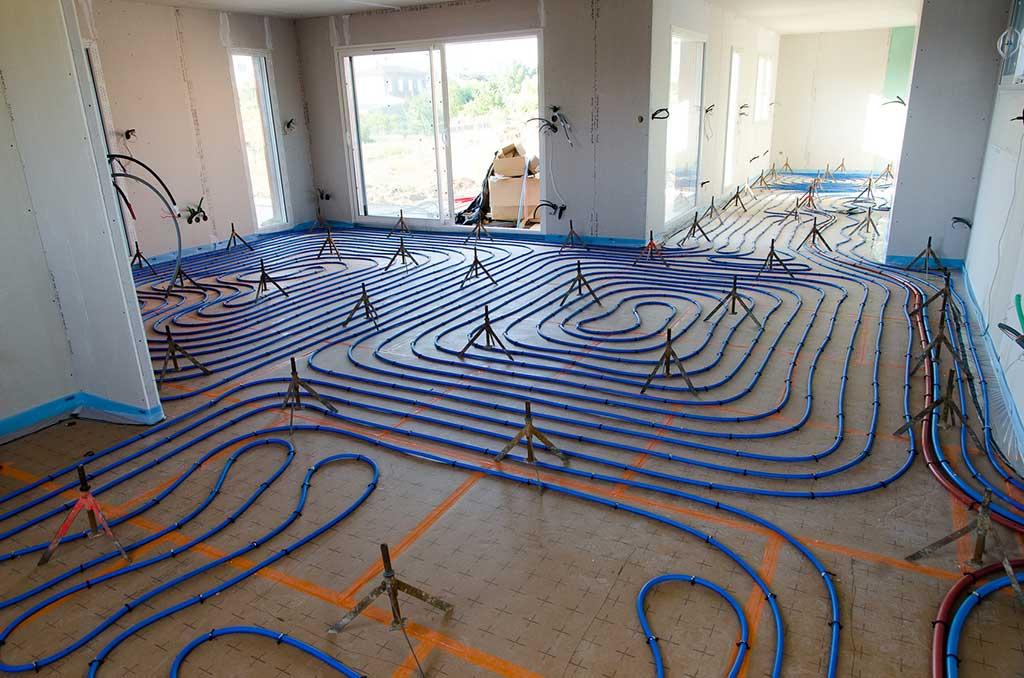 Nachträglicher Einbau Fußbodenheizung fußbodenheizung worauf ist es zu achten