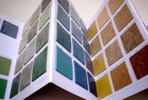 Linoleum - Mustervielfalt