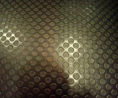 PVC-Bodenbelag mit Musterungen