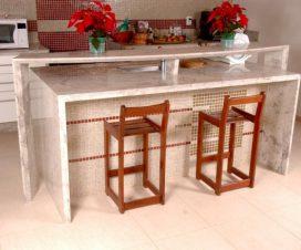 Inselküche - moderne Küche
