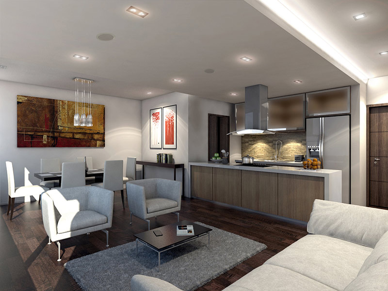 herausforderung 1 zimmer wohnung einrichten. Black Bedroom Furniture Sets. Home Design Ideas